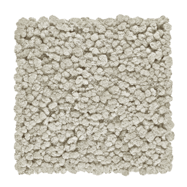 Reindeer moss wall panel 50 x 50cm | natural - white